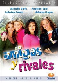 Przyjaciółki i rywalki (2001) plakat