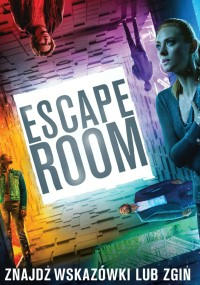 Escape Room (2019) plakat