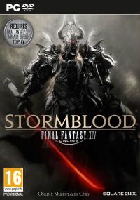 Final Fantasy XIV: Stormblood (2017) plakat