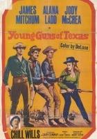 Young Guns of Texas (1962) plakat
