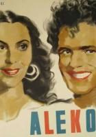 plakat - Aleko (1953)