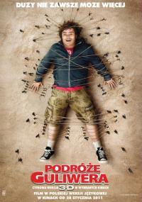 Podróże Guliwera 3D (2010) plakat