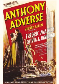 Anthony Adverse (1936) plakat