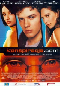 Konspiracja.com (2001) plakat