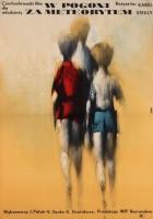 plakat - W pogoni za meteorytem (1962)