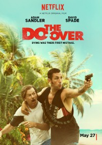 The Do-Over (2016) plakat