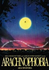 Arachnofobia (1990) plakat