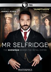 Pan Selfridge (2013) plakat