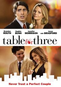 Table for Three (2009) plakat