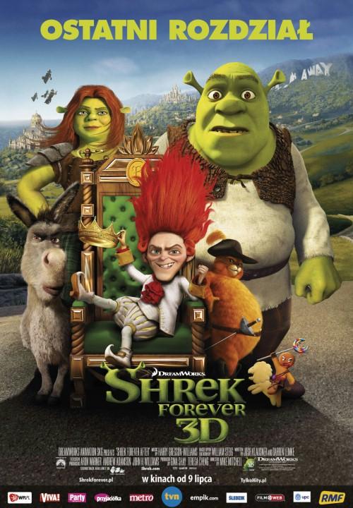 Shrek Forever online na Zalukaj