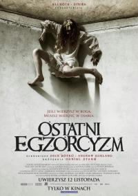 Ostatni egzorcyzm (2010) plakat