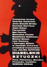 Diabelskie sztuczki (1962) plakat