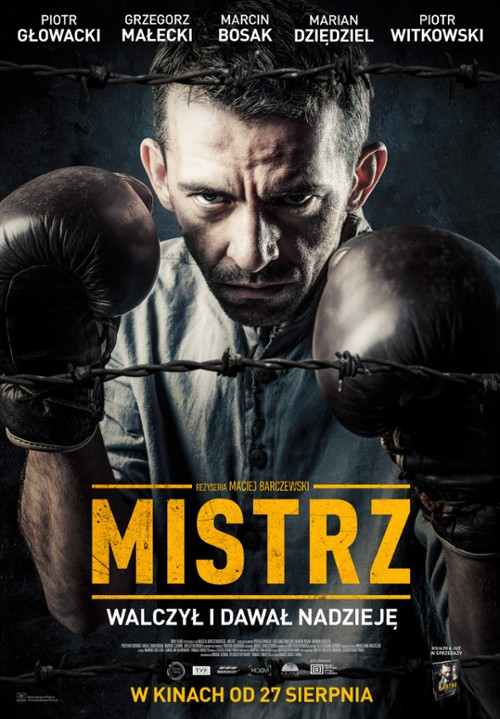 Mistrz (2020) - Filmweb