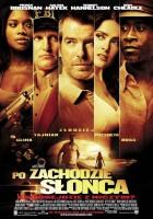 plakat - Po zachodzie słońca (2004)