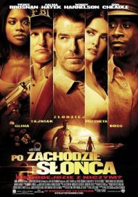 Po zachodzie słońca (2004) plakat