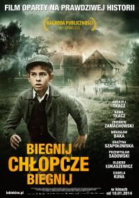 Biegnij, chłopcze, biegnij (2013) plakat