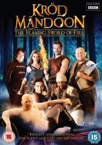 Krod Mandoon i Gorejąca Klinga Ognia (2009) plakat