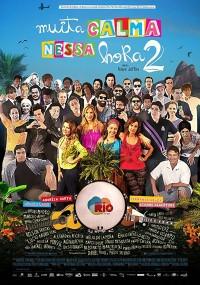 Muita Calma Nessa Hora 2 (2014) plakat