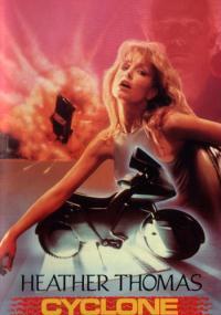 Cyklon (1987) plakat