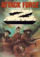 plakat - Atak jednostki Z (1981)