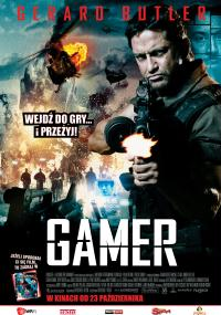 Gamer (2009) plakat