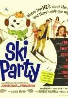 Ski Party (1965) plakat