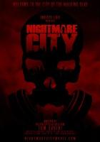 plakat - Nightmare City (2016)