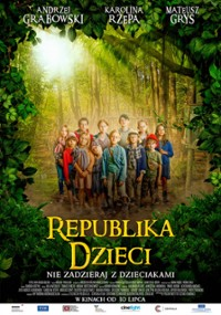 Republika dzieci (2020) plakat