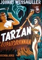 Tarzan i kobieta lampart