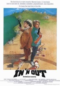 Gringo mojado (1986) plakat