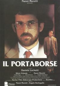 Nosiciel teczki (1991) plakat