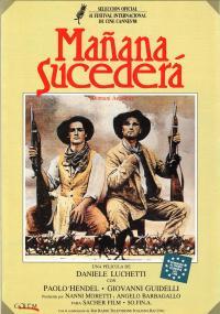 Jutro się zdarzy (1988) plakat