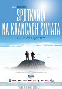 Spotkania na krańcach świata (2007) plakat