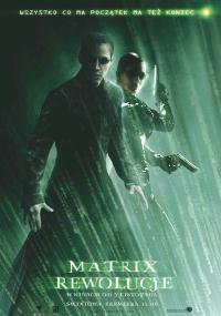 Matrix Rewolucje (2003) plakat