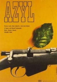 Azyl (1978) plakat