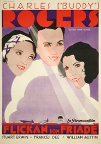 Along Came Youth (1930) plakat