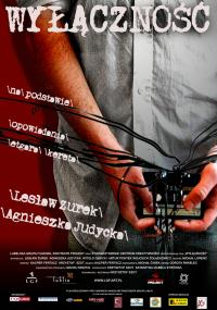 Wyłączność (2009) plakat