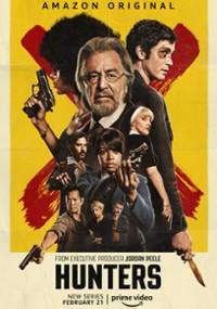 Hunters (2020) plakat