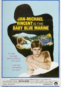 Baby Blue Marine (1976) plakat