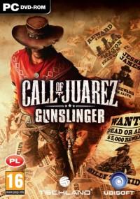 Call of Juarez: Gunslinger (2013) plakat