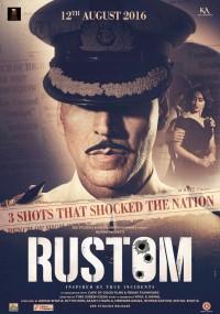 Rustom (2016) plakat