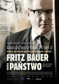 Fritz Bauer kontra państwo (2015) plakat