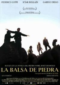 La Balsa de Piedra (2002) plakat