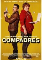 plakat - Compadres (2016)