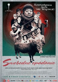Swobodne opadanie (2014) plakat