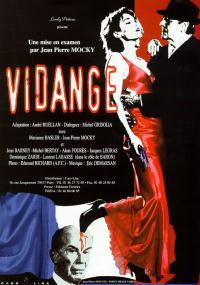 Vidange (1998) plakat