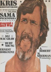 Konwój (1978) plakat