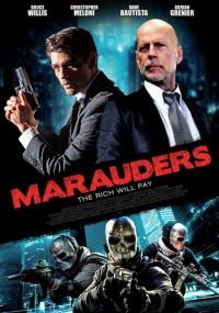 Maruderzy (2016) plakat