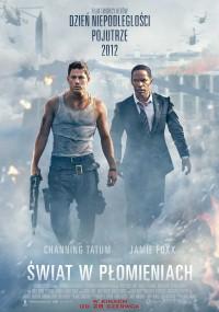 Świat w płomieniach (2013) plakat