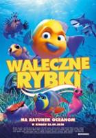 plakat - Waleczne rybki (2019)